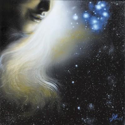 Il sorriso delle Pleiadi-30x30 ok